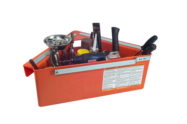 construction tool specs of the aerial tool bin aerial tool bin