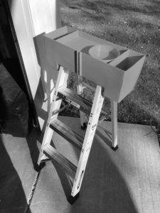 The Ladder Tool Bin