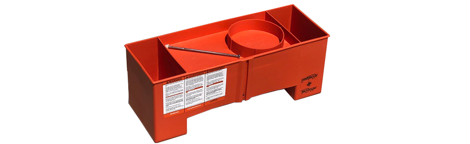 The NEW Ladder Tool Bin | Part # LTB-1317