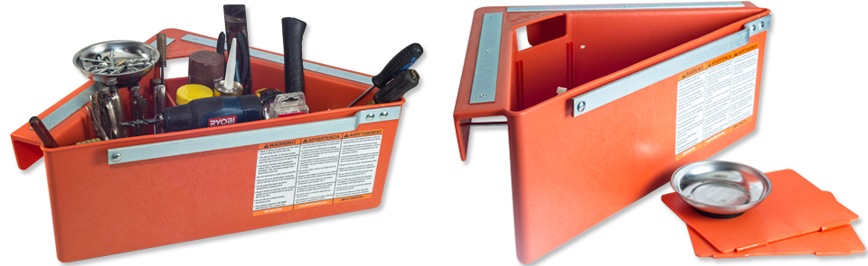 About Aerial Tool Bin